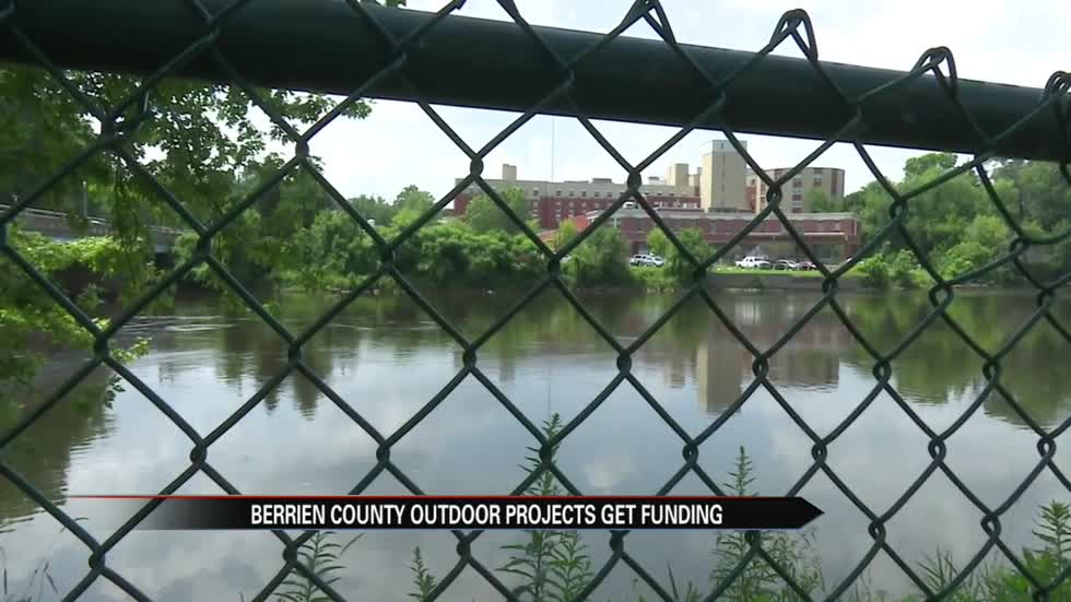 $1+ million coming to Berrien County for outdoor projects