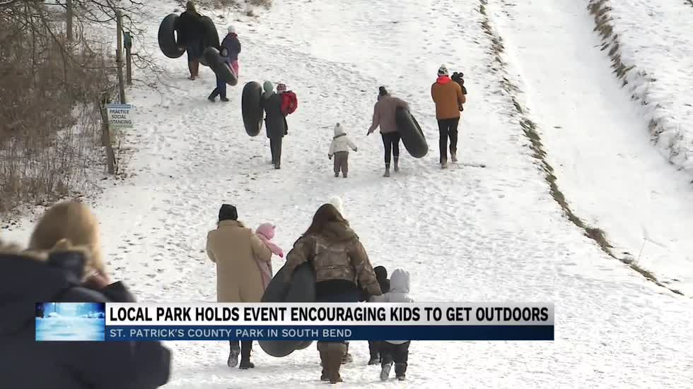 'Winter Fling' encourages kids to get outside