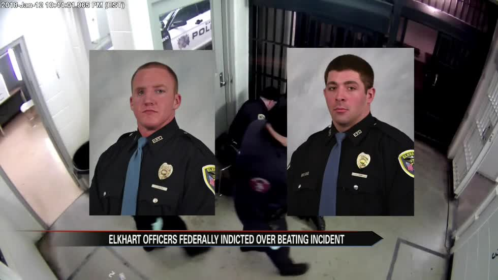 "Community reacts to federal indictment of Elkhart officers: ""The charges are fair"""