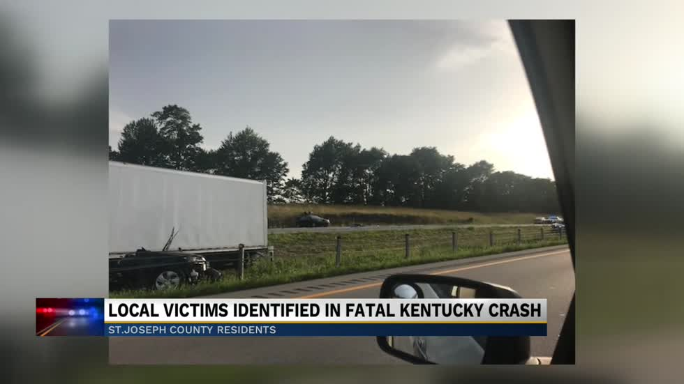 11-year-old St. Joseph County resident killed in Kentucky crash