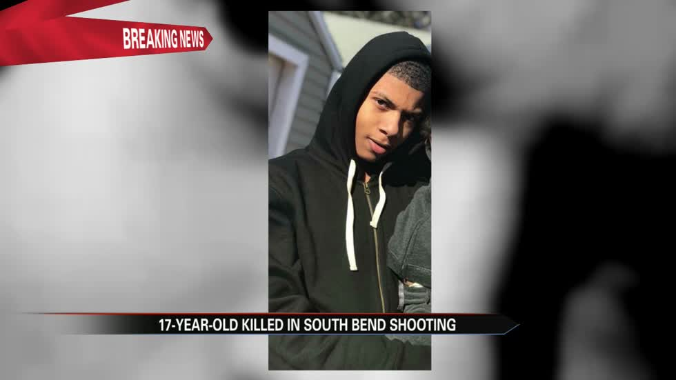 Teen charged for South Bend shooting death of D'Angelo Jennings