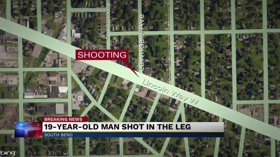 Police investigating early morning shooting in South Bend