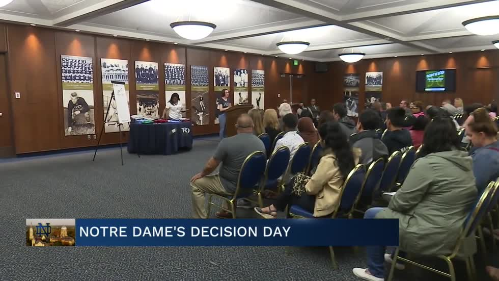 First-generation college students celebrated at Decision Day 2019