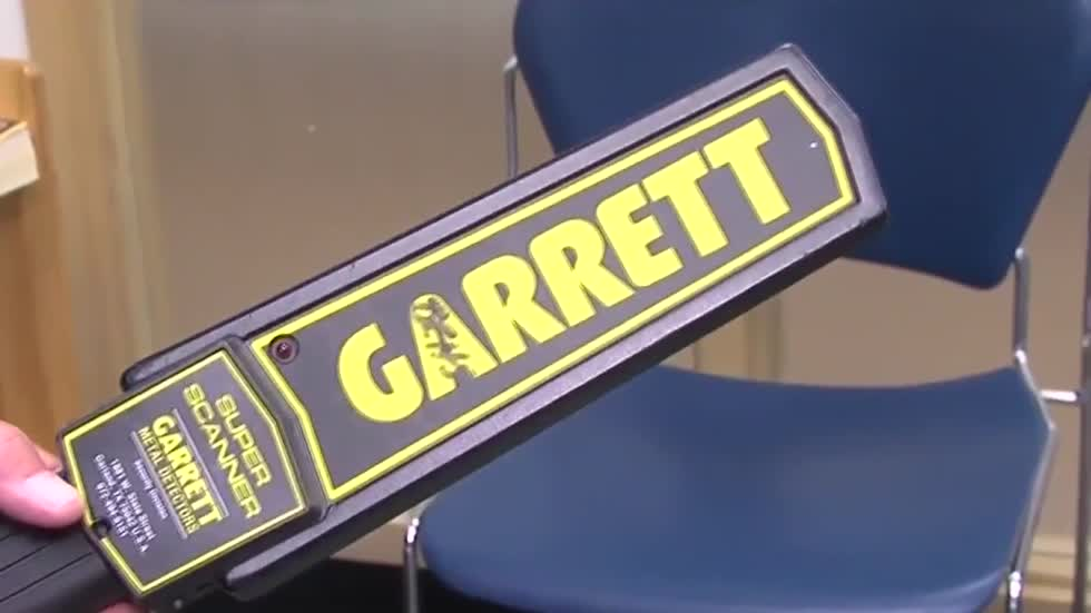 21 Michiana school districts to get metal detectors come August