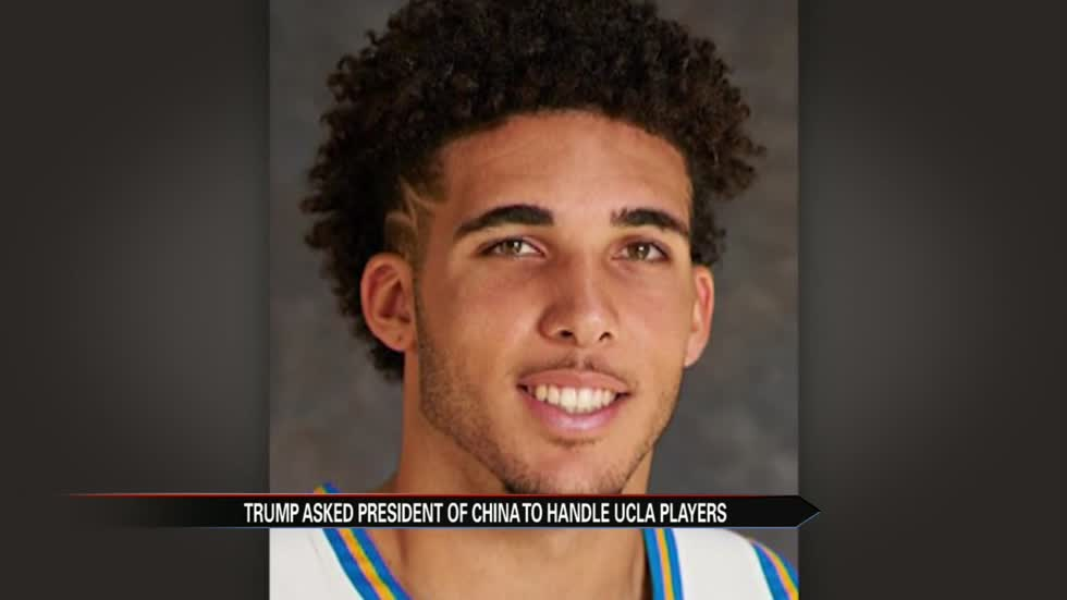 3 UCLA basketball players could be stuck in China 'for months'