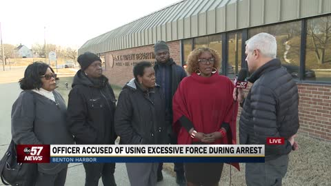 5:30: Family bringing excessive force complaint to city commission