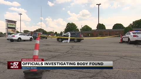Body found in parking lot of business on Western Avenue
