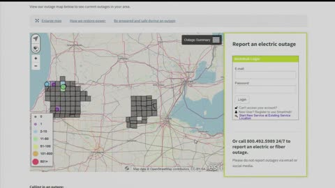 52 Midwest Energy & Communications customers remain without power