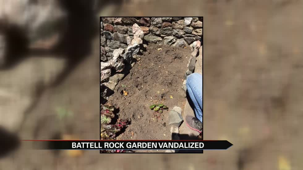 Battell Park in Mishawaka vandalized this week