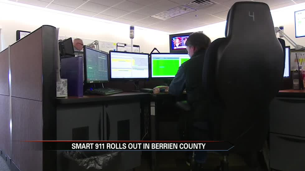 Online profiles to help Berrien County dispatchers