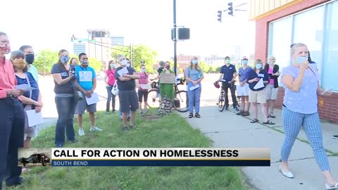 A call to action for South Bend to address chronic homelessness...