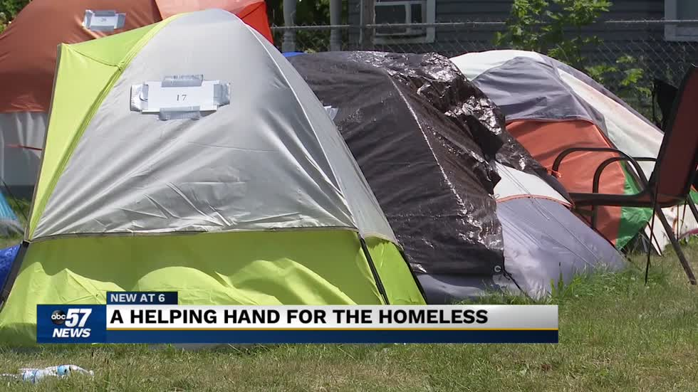 A helping hand for the homeless in Michiana
