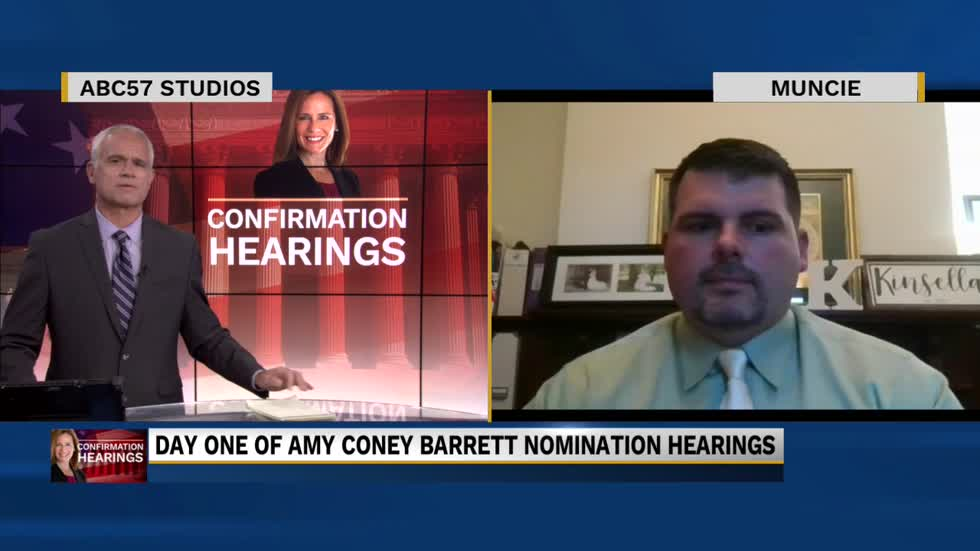 Assistant Professor shares insight on SCOTUS confirmation hearing