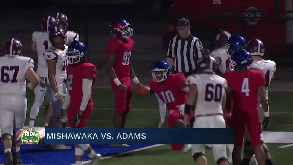 ABC57 Friday Night Football: November 6, 2020 Part 2