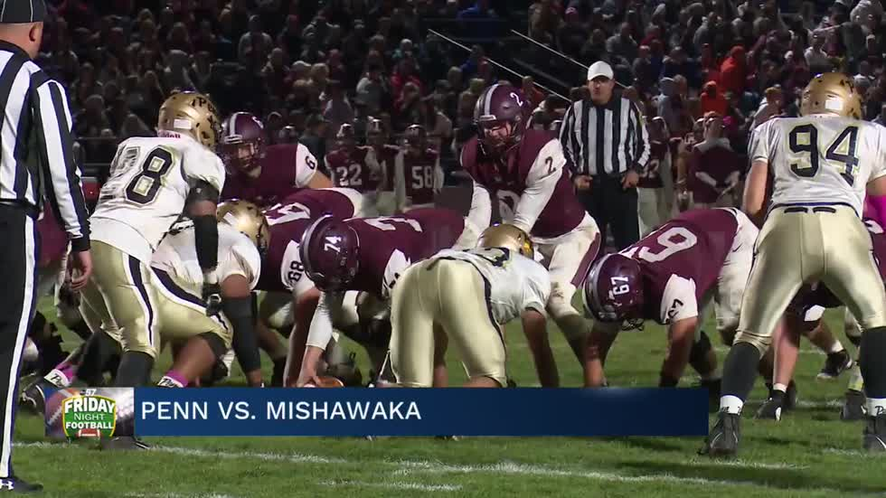 ABC57 Friday Night Football: October 18, 2019
