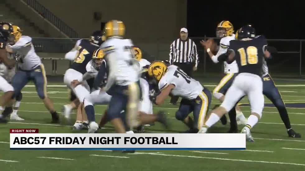 ABC57 Friday Night Football: October 2, 2020