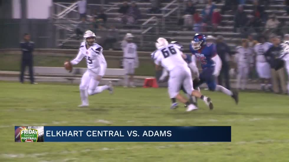 ABC57 Friday Night Football: October 25, 2019