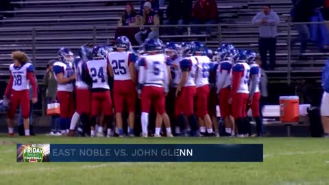 ABC57 Friday Night Football: October 25, 2019 (part 2)