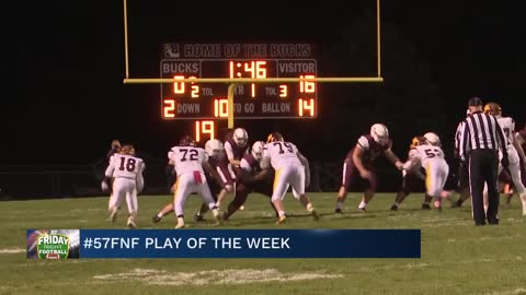 ABC57 Friday Night Football: October 25, 2019 (part 3)