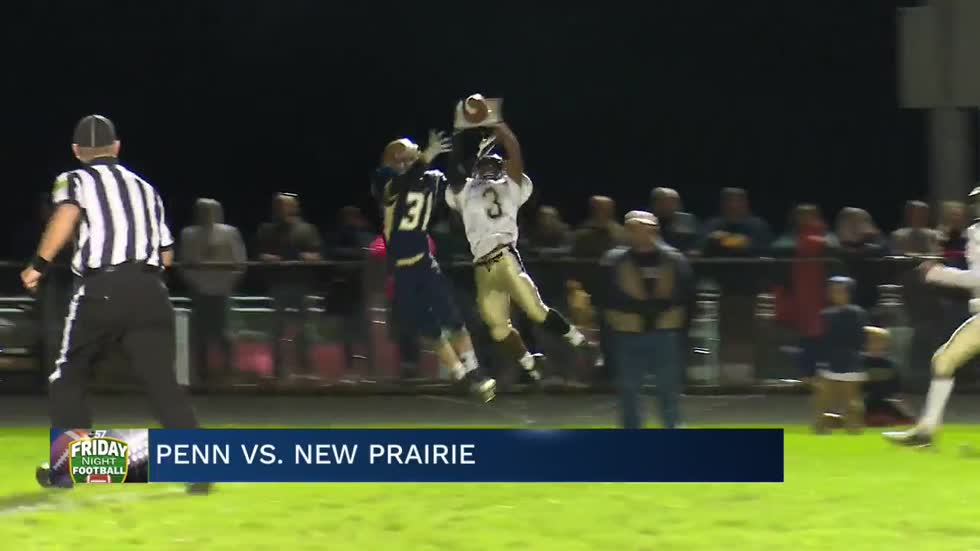 ABC57 Friday Night Football: October 4, 2019
