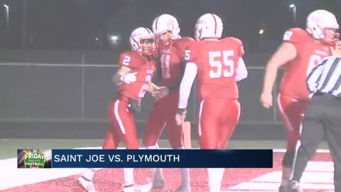 ABC57 Friday Night Football: November 1, 2019