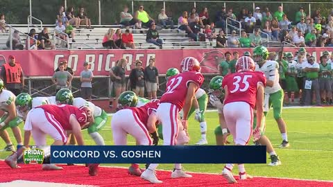 ABC57 Friday Night Football: September 20, 2019 (part 2)