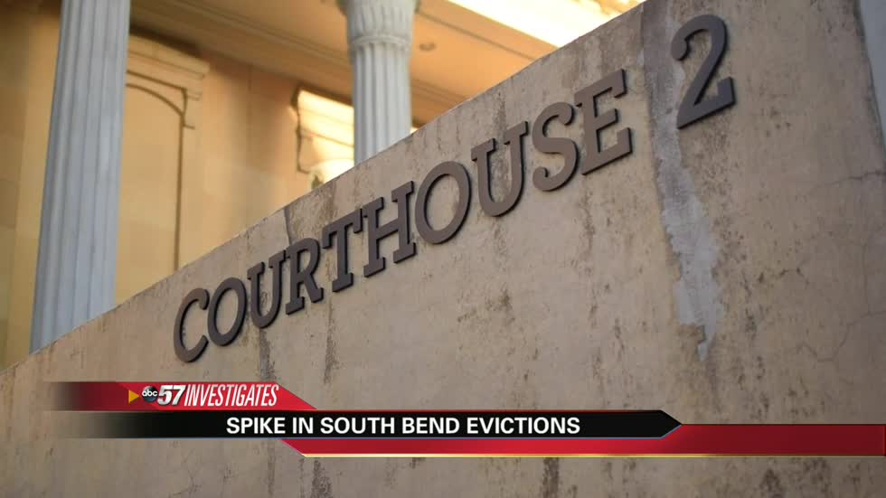 ABC57 Investigates: South Bend eviction rate 3 times the national average