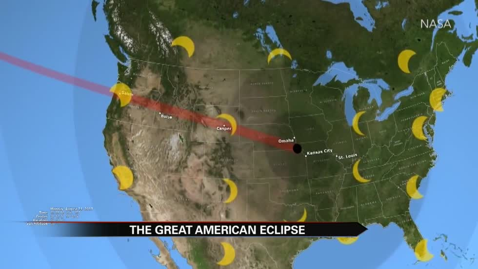 ABC57 is heading to Carbondale for the Solar Eclipse and so can you