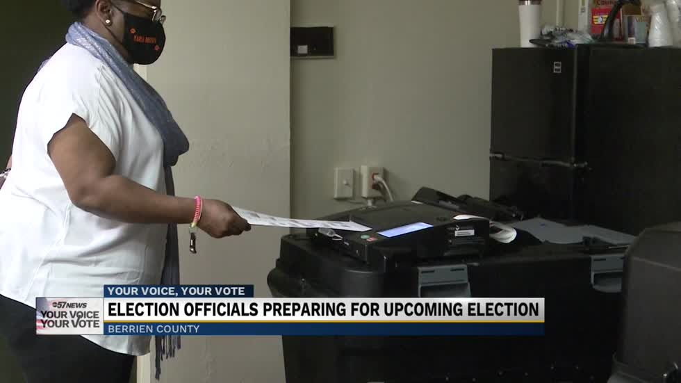 Absentee Ballots have doubled in Benton Harbor