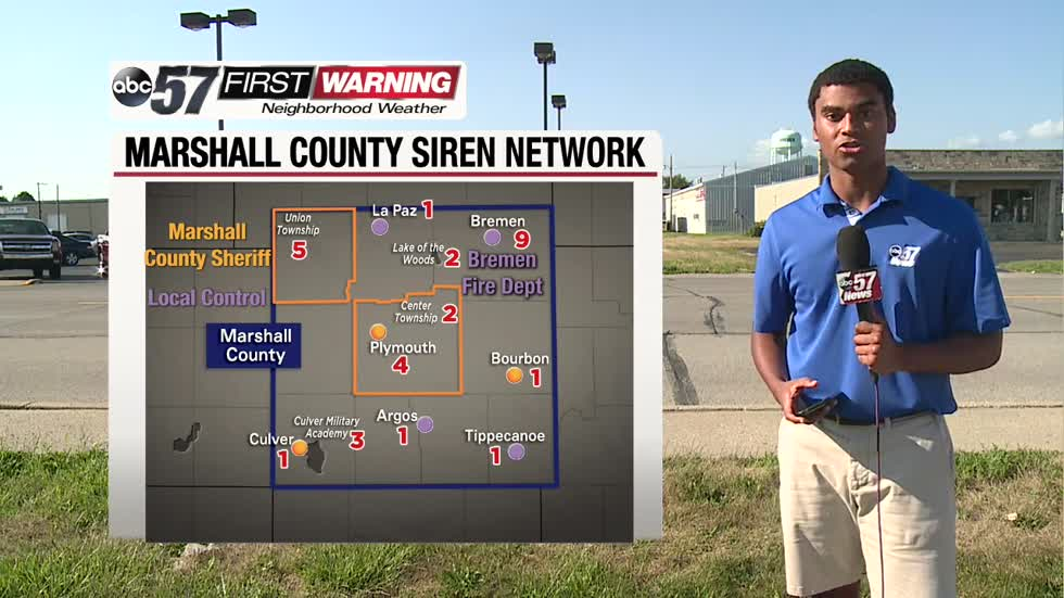 Silent sirens: no warning for parts of Marshall county