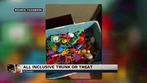 Nonfood Trunk or Treat happening in Elkhart Saturday