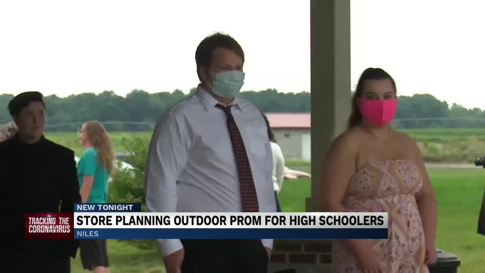 All-school outdoor prom to return to Michiana