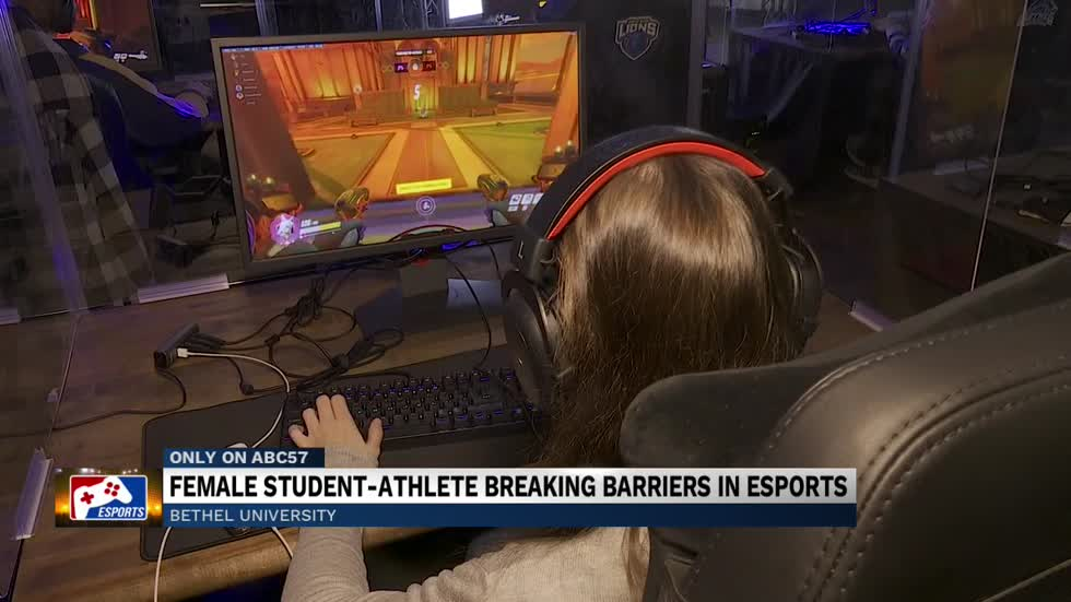 Alyssa Ritchie transcending Esports for Michiana