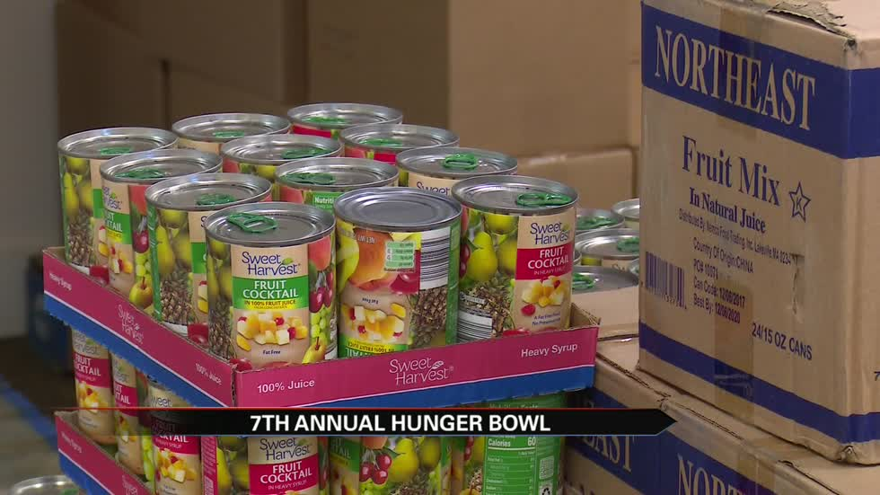 Schools host annual Hunger Bowl to help local nonprofit fight hunger