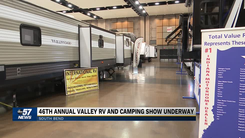Annual RV show kicks off in South Bend