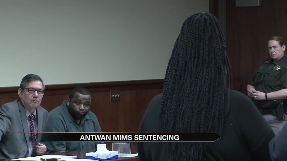 Antwan Mims sentenced in Benton Harbor double murder