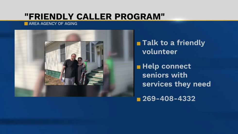 Area Agency on Aging launches Friendly Caller Program