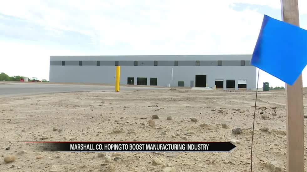 Ribbon cut on new manufacturing center in Argos