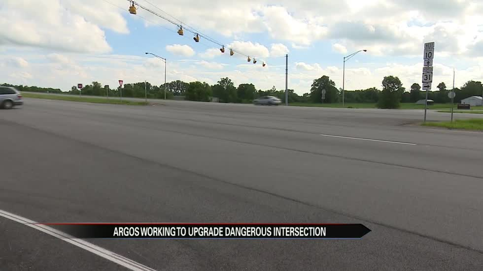 Argos working to upgrade dangerous intersection