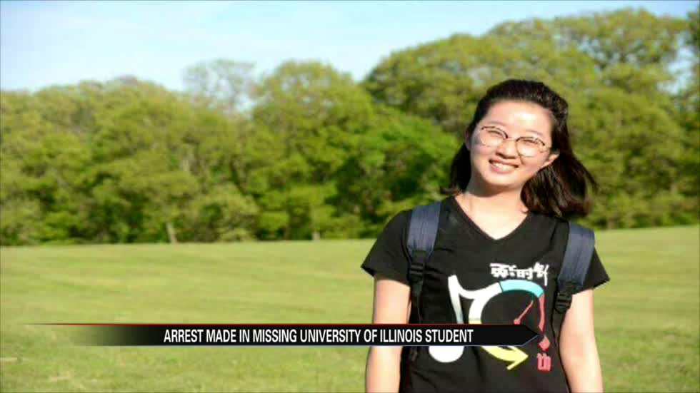FBI arrests man in disappearance of Chinese grad student