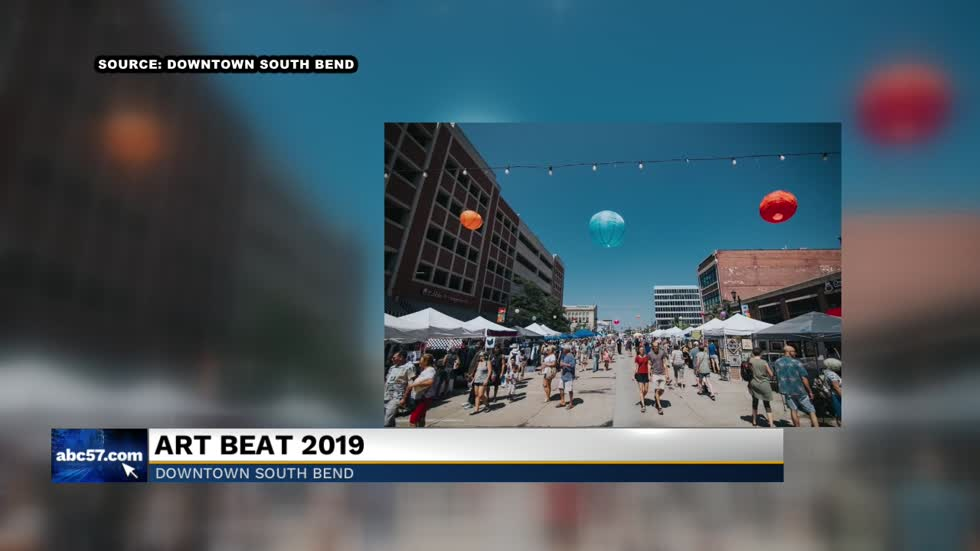 Art Beat 2019 returns to the East Bank