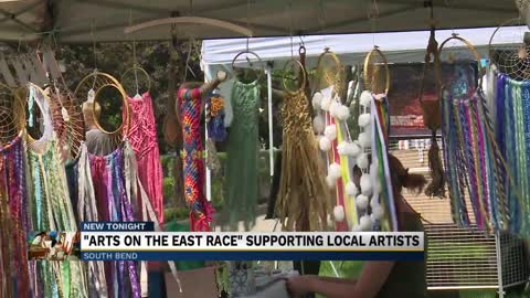 """Arts on the East Race"" supporting local artists"
