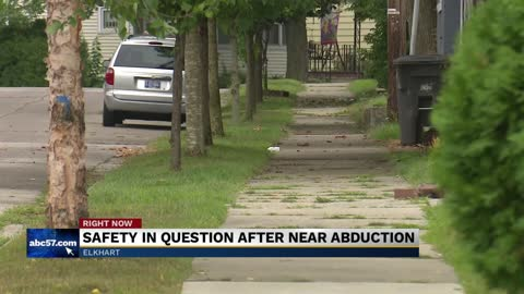 Attempted abduction of 17-year-old in Elkhart