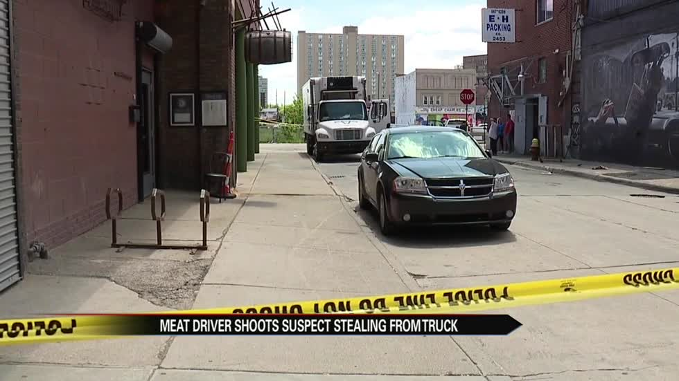 Attempted Detroit meat delivery robbery leads to one killed