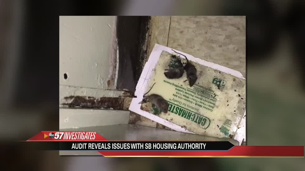 Audit reveals problems persists for South Bend Housing Authority