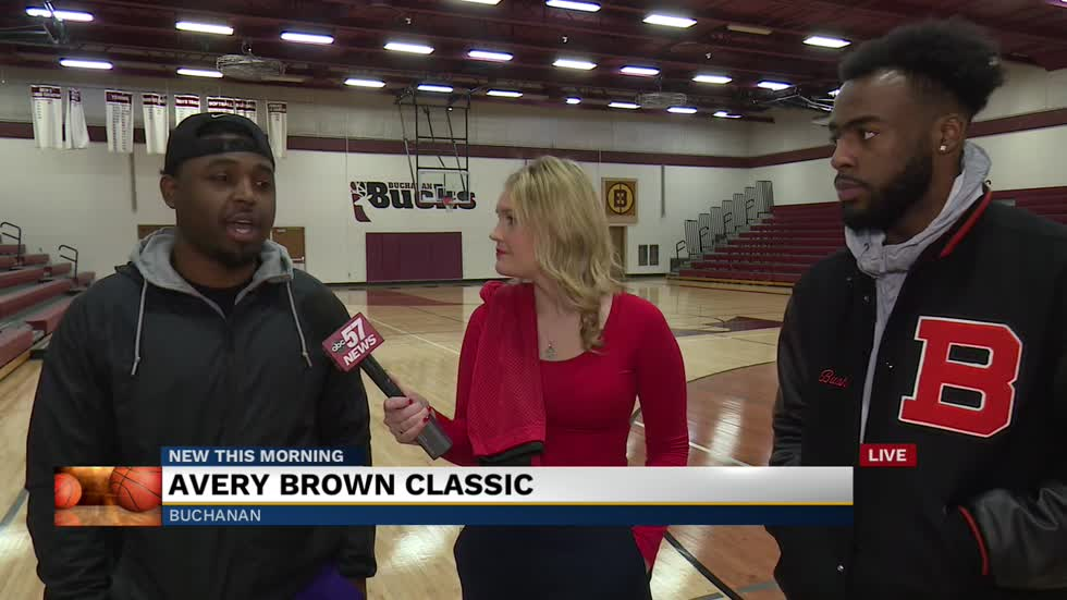 2nd annual Avery Brown Classic