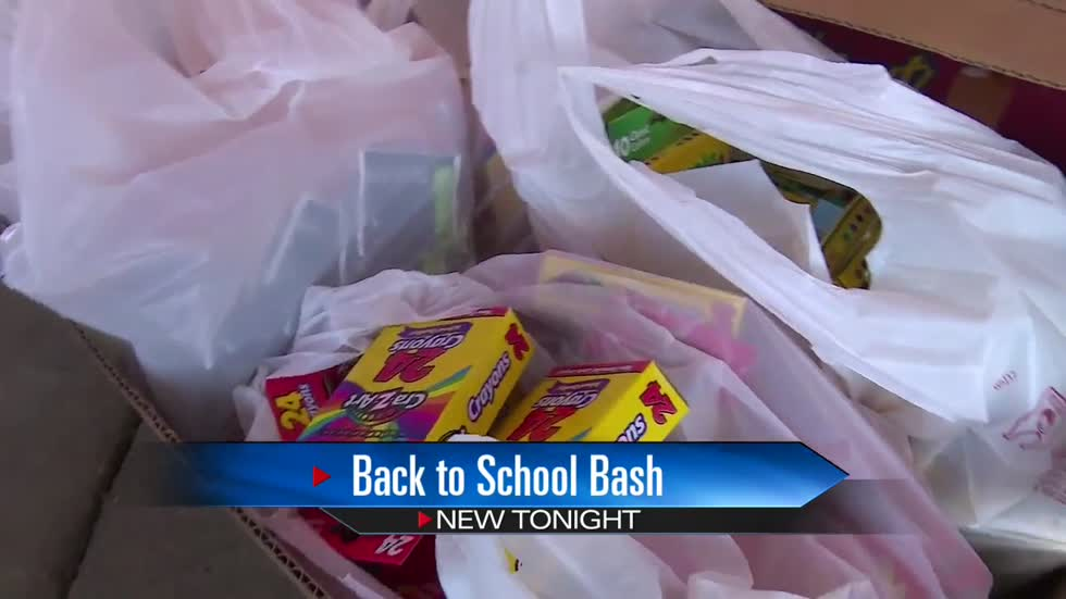 Indiana Toll Road collects school supplies for students in need