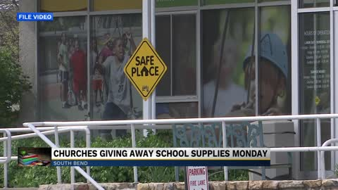 Backpacks and supplies giveaway being held at YMCA
