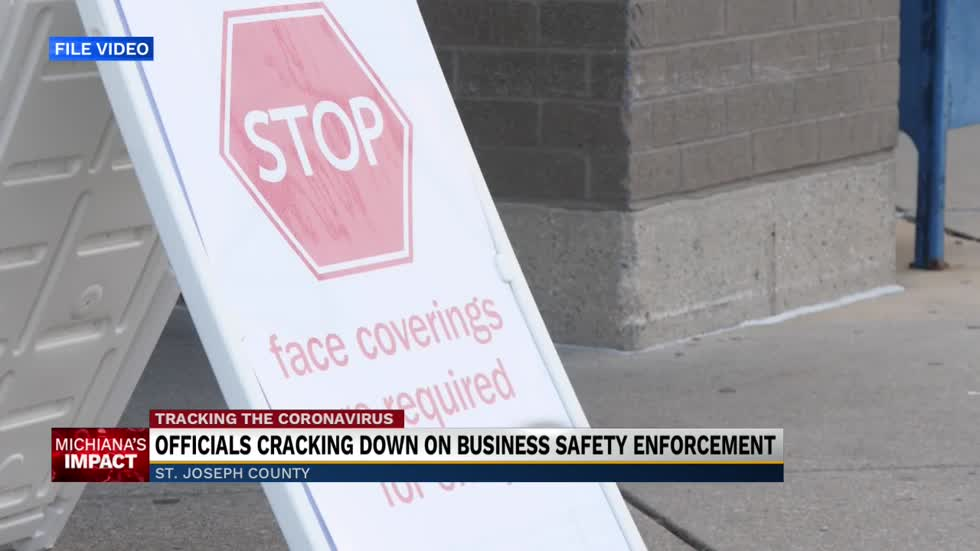 St. Joseph County Bar and Restaurant owners react to Health Department COVID violation crackdown