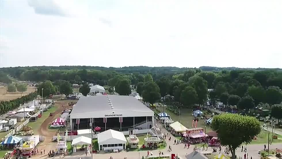 Kids Day at the Berrien County Youth Fair